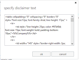 create an office 365 email signature exclaimer