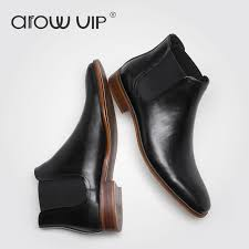 quality s boots arow brand genuine leather s boots fashion leather