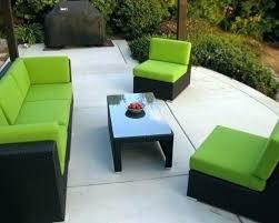 sunbrella patio furniture patio furniture with custom cushions
