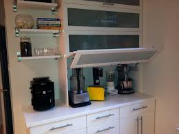 Small Storage Cabinet For Kitchen 100 Kitchen Cabinets With Microwave Shelf 10 Ideas For