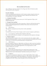 Compliance Officer Cover Letter 100 Original Formal Business Report Sample