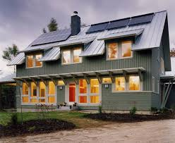 leed certified home plans sustainable spec house in coastal maine grabs leed s highest
