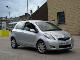 2011 toyota yaris t spirit 1 0 petrol vvt i 3 door manual sat nav