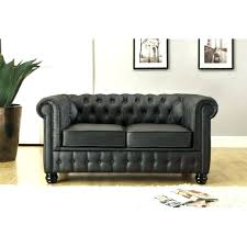 canapé chesterfield noir canape chesterfield convertible cuir frisch velours deco in 3