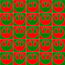 wars wrapping paper rebel alliance wrapping paper let s you if you ve been