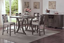 butterfly leaf dining table set kitchen counter height table sets with storage dining butterfly