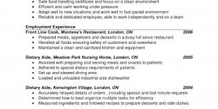 Dietary Aide Job Description Resume by Chef Resume Sample Examples Sous Chef Jobs Free Template Chefs