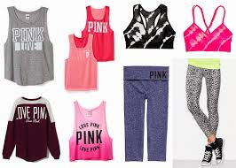 pink clothing shine or set april 2014