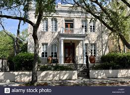 colonial style house exterior stock photos u0026 colonial style house