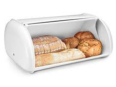 Bread Boxes Bed Bath And Beyond Buy Oggi Stainless Steel Glass Roll Top Bread Box From Bed Bath