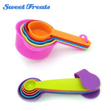 sweet treat cups wholesale sweettreats 10 measuring cups spoons set measuring cups