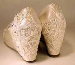 wedding wedges shoes wedding shoes lower wedge shoes ivory wedges closed toe