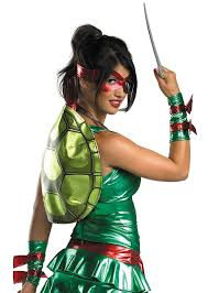 Teenage Mutant Ninja Turtles Halloween Costumes Girls Teenage Mutant Ninja Turtles Raphael Costume Candy