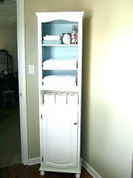 narrow bathroom storage cabinet small bathroom storage cabinets ipbworks com