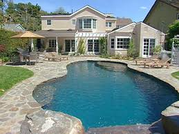 Backyard Landscaping With Pool by Water Features For Any Budget Diy