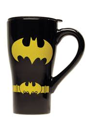 Travel Mug Batman Uniform Ceramic Travel Mug