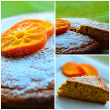 almond meal clementine cake low carb low fat sugar free gluten