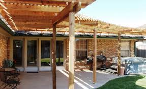 roof best paint for wood patio cover stunning roof over deck