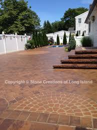 exterior design enchanting patio design with cozy nicolock pavers