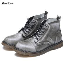 black motorcycle shoes high quality vintage motorcycle boots buy cheap vintage motorcycle