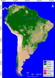 South America Satellite Map by Remote Sensing Free Full Text Land Cover Characterization And