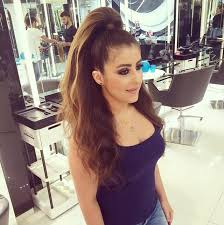 glam hair extensions 18 best ponytail look images on hairstyles
