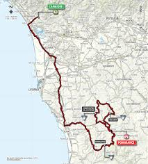 Sun Country Route Map by 2017 Tirreno Adriatico Live Video Preview Startlist Route
