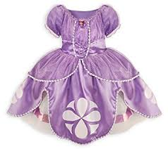 disney sofia the dress costume for small 5
