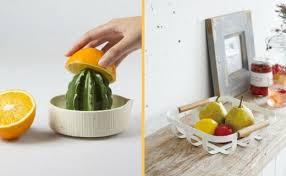 accessoires de cuisine design deco cuisine idées et aménagement le journal de la maison