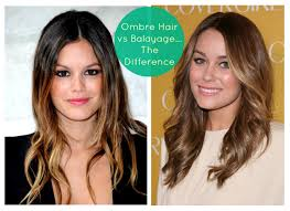 highlights vs ombre style ombre hair vs balayage the difference and deciding which one is