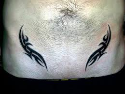 tribal tattoos for men organize from solid plans to
