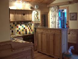 cuisine style chalet cuisine cuisine style chalet montagne cuisine style chalet