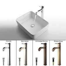 Faucet Direct Reviews Ceramic Sink Combination Kraususa Com