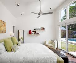 minka fans in bedroom modern with decorative ceiling fan next to