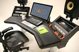 Omnirax Presto 4 Studio Desk by Argosy Trading Furniture And Technical Furniture