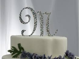 monogram cake toppers monogram cake toppers in dallas fort worth
