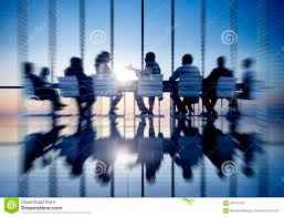 business people communication office meeting room concept stock
