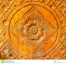 Wood Carving Designs Free Download by Flower Pattern Wood Carving Royalty Free Stock Images Image