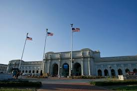 Washington Dc Flag Historic Buildings In Washington Dc