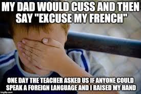 Confession Kid Meme - confession kid meme imgflip