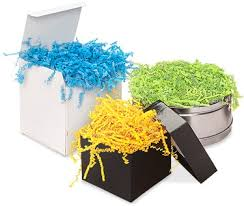 shredded mylar paper paper shred in stock uline
