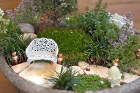 airstream trailer miniature succulent garden lush little