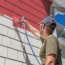 can you use a paint sprayer to paint kitchen cabinets how to paint exterior of house with a sprayer graco homeowner
