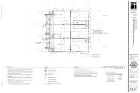 house plan plans bid set 2016 26 0057 fastbid evanston rowhouses