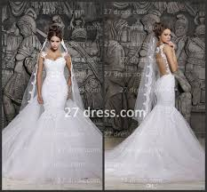 backless wedding dresses for sale 27dress custom made 2014 applique lace mermaid wedding