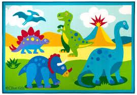 Large Kids Rugs by Amazon Com Olive Kids Dinosaur Land 5x7 Rug Toys U0026 Games