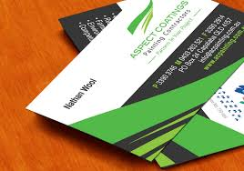 Business Cards Painting Business Cards Archives Shazam Designs