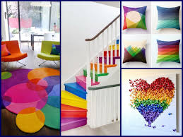 home decor decor ideas rainbow home decorating ideas