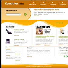 computer store template free website templates in css html js