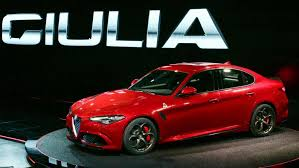 alfa romeo unveils rear wheel drive giulia quadrifoglio with 510hp